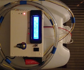 Arduino Controlled Pump for Draining Water