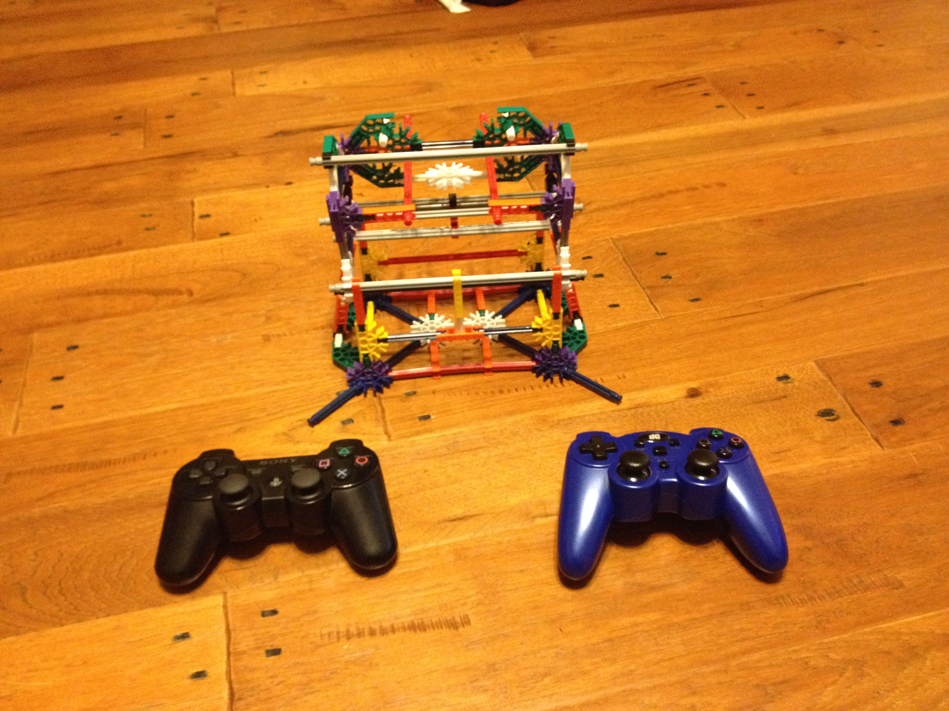 Picture of Double-decked PS3 Controller Stand