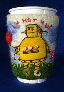 Cute Coffee Cup Cozies