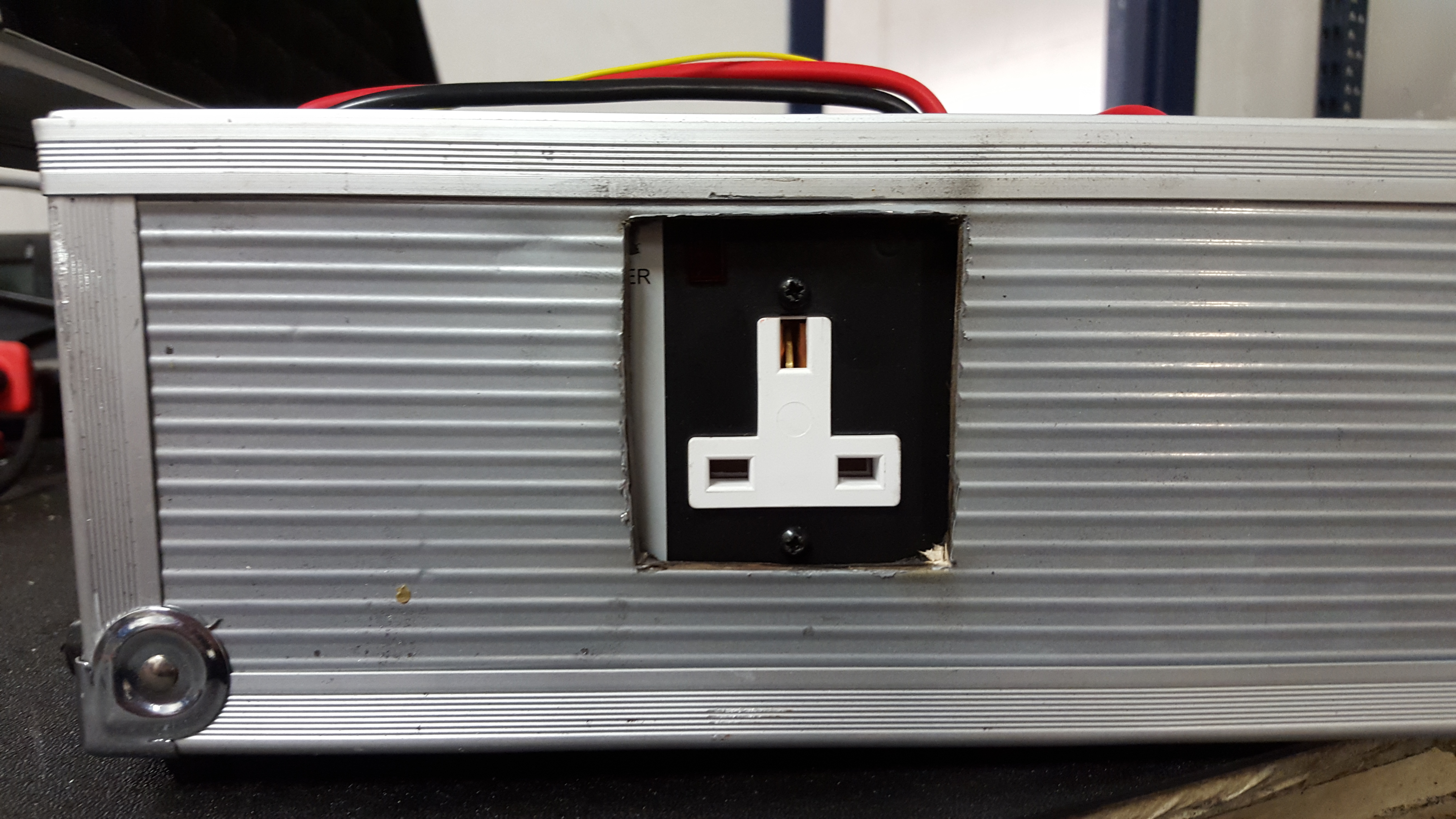 Picture of 230V Outlet