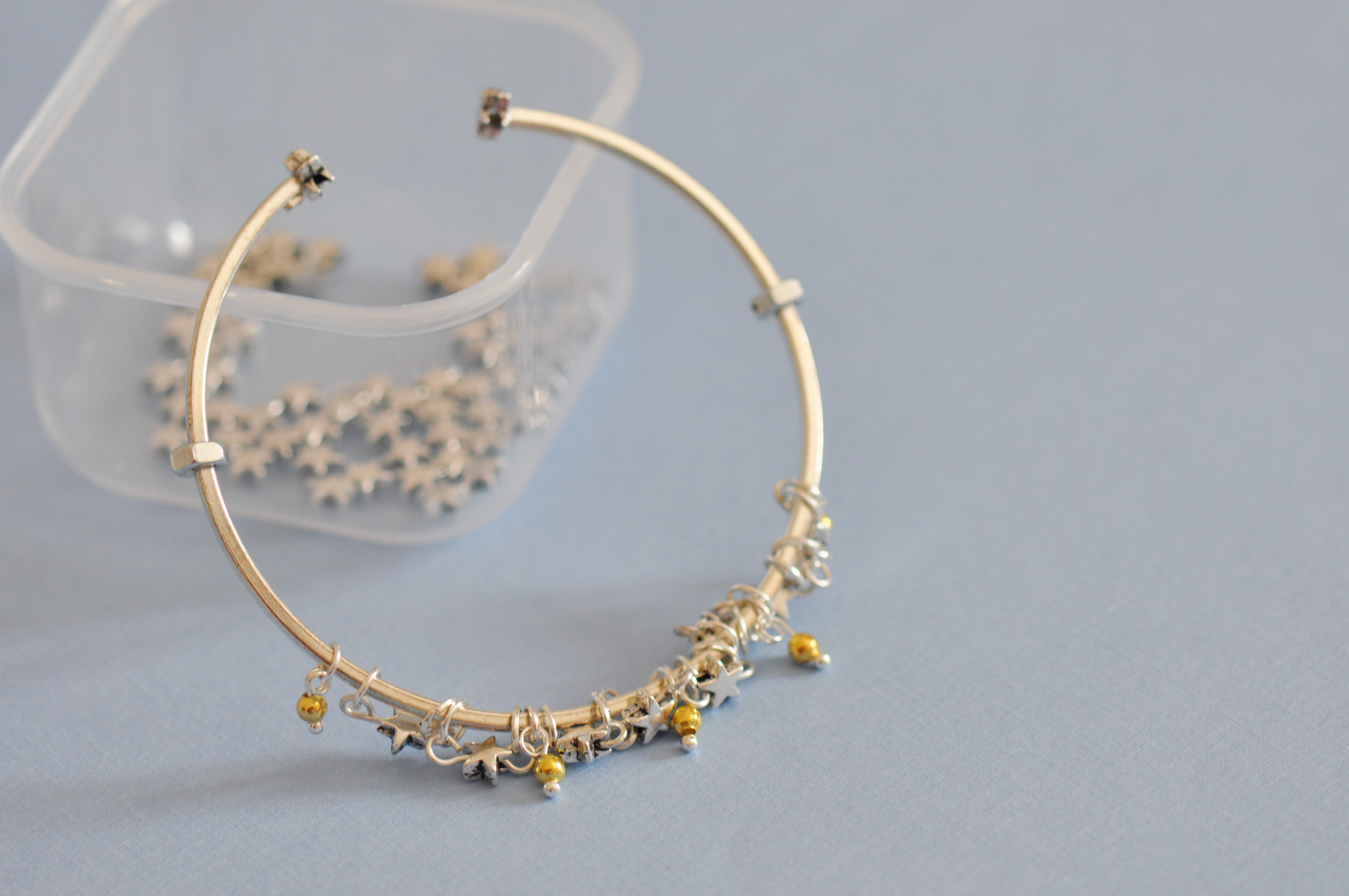 Picture of Recycling Old Hoop Earrings