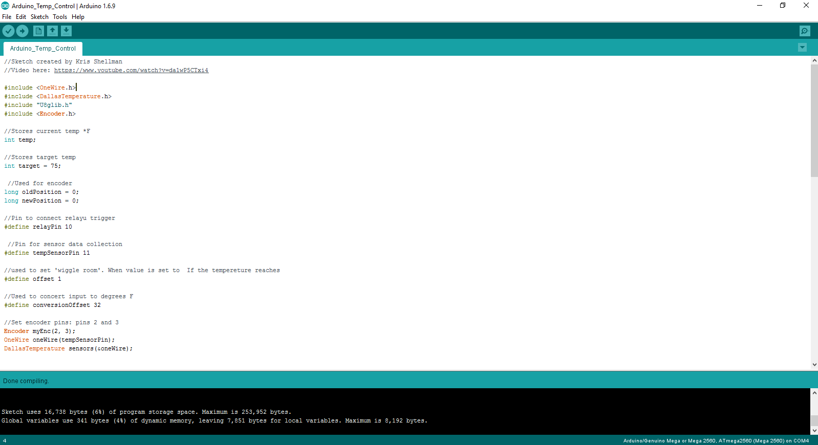Picture of Upload Sketch to Arduino