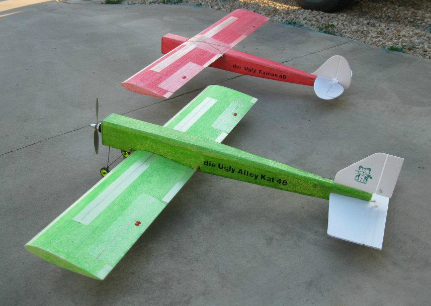 Picture of Build Classic R/C Airplanes With New Methods