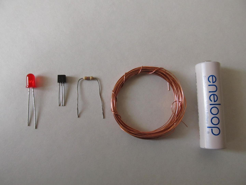 Picture of 材料(Arduinoは使いません)