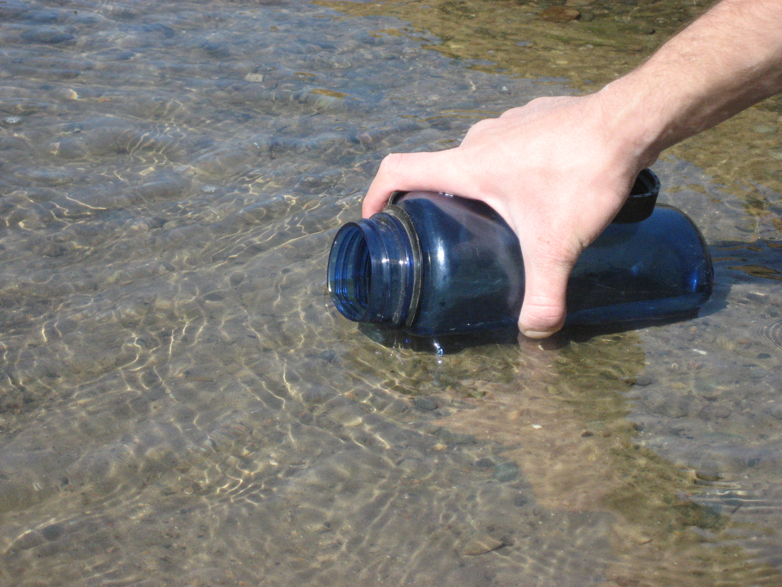 Picture of How to Purify Water Using Iodine Tincture