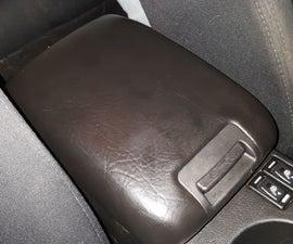 Car Armrest DIY