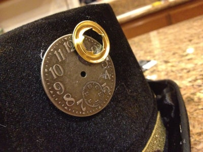 Easy Steampunk Top Hat