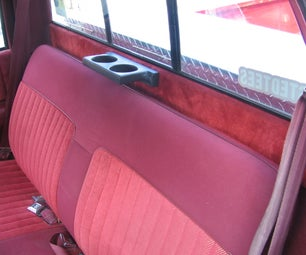 Fiberglass Cupholder