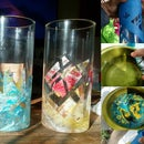 Water Marble Paint BIG Things!