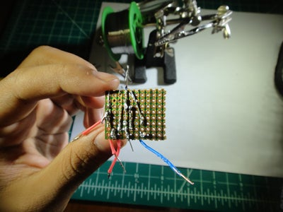 C: Lets Finish the Circuit Board!!