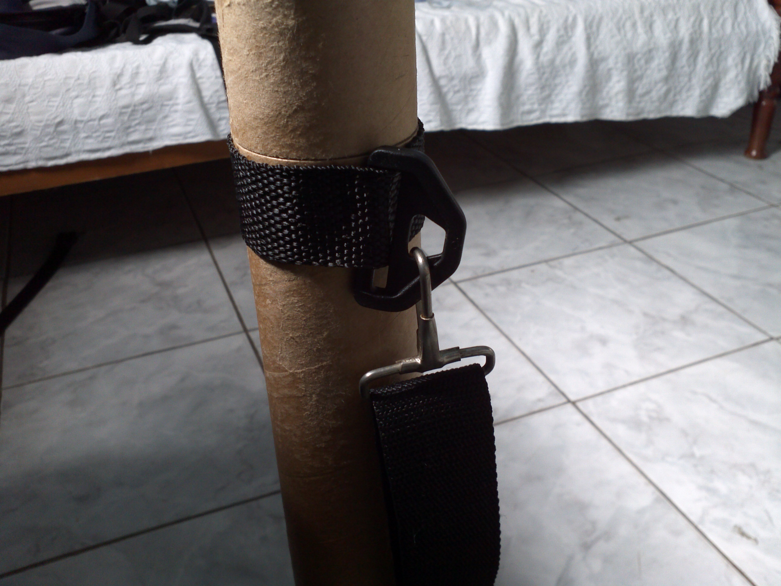 Picture of Cardboard Tube Map Holster
