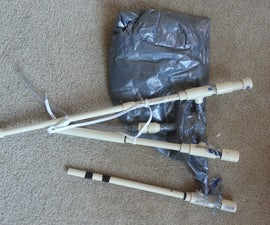DIY Smallpipes (Membrane Bagpipes)