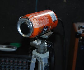 Make an old timey sounding microphone for free to $5