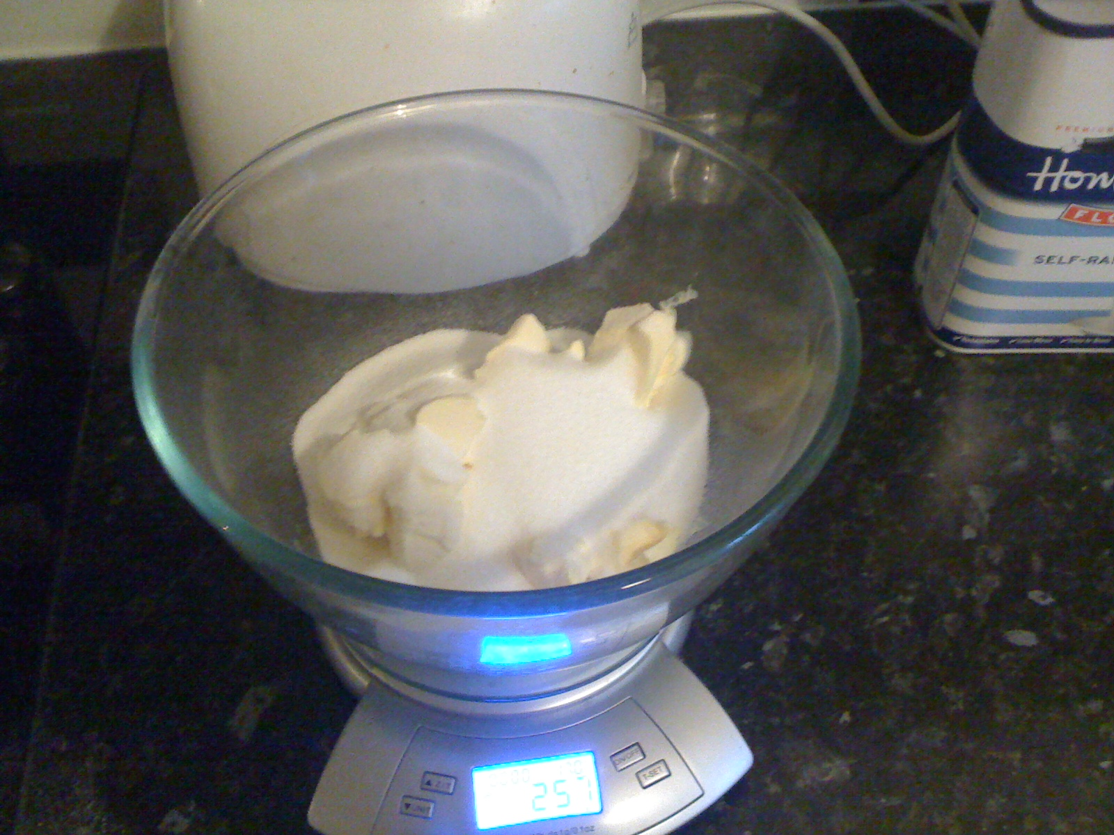 Picture of Cream the Margarine and Sugar