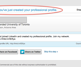 How to Create a Linked-In Professional Profile