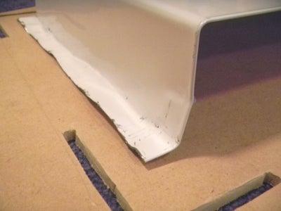 Build Pt. 3 - Metalwork