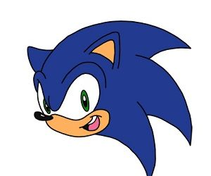 How To Draw Sonic The Hedgehog 17 Steps Instructables