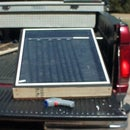 Solar powered Preheater for Tankless Water Heater