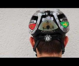 Smarter Bicycle Helmet