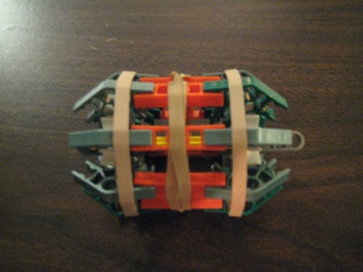 Knex Grenade With Pin.