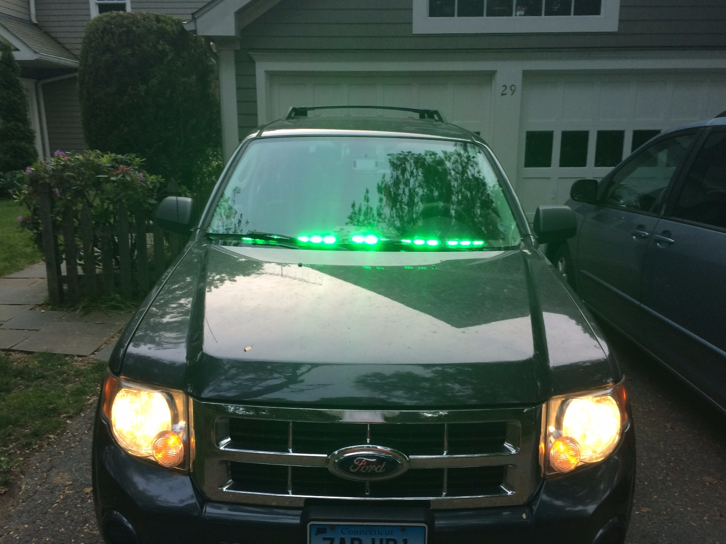 Picture of EMS Green Lights