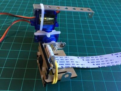 The Pan-Tilt Mechanism - Mechanical Construction