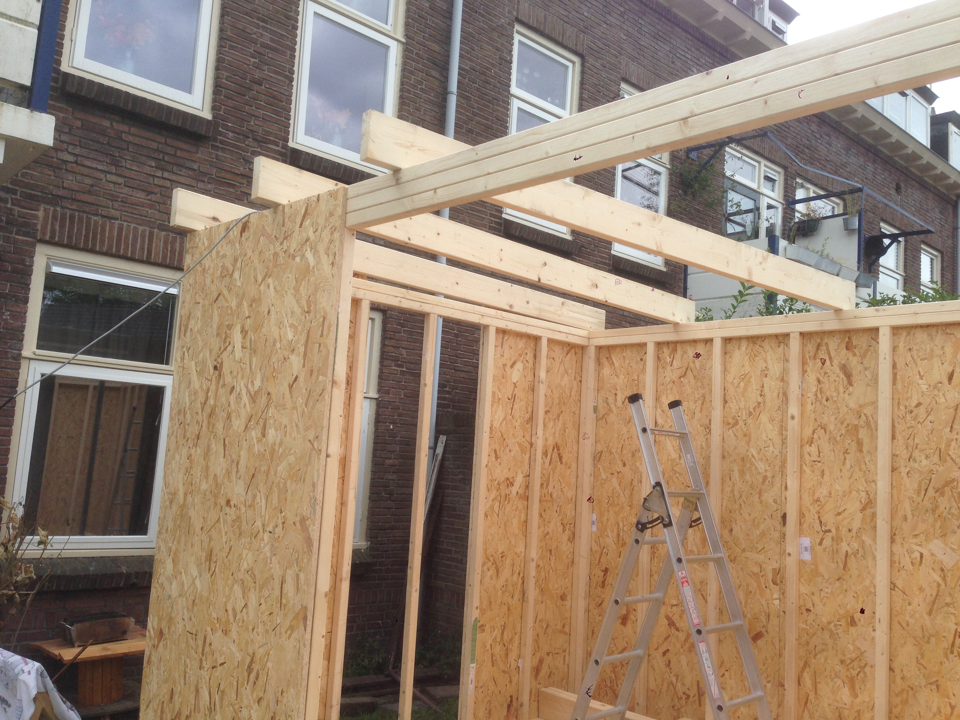 Picture of Roof Joists