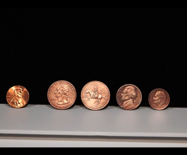 Copper Plating Coins