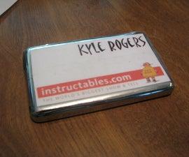 Customized iPod - Protective 'Skin'