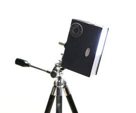 Camera Flash to Flashlight