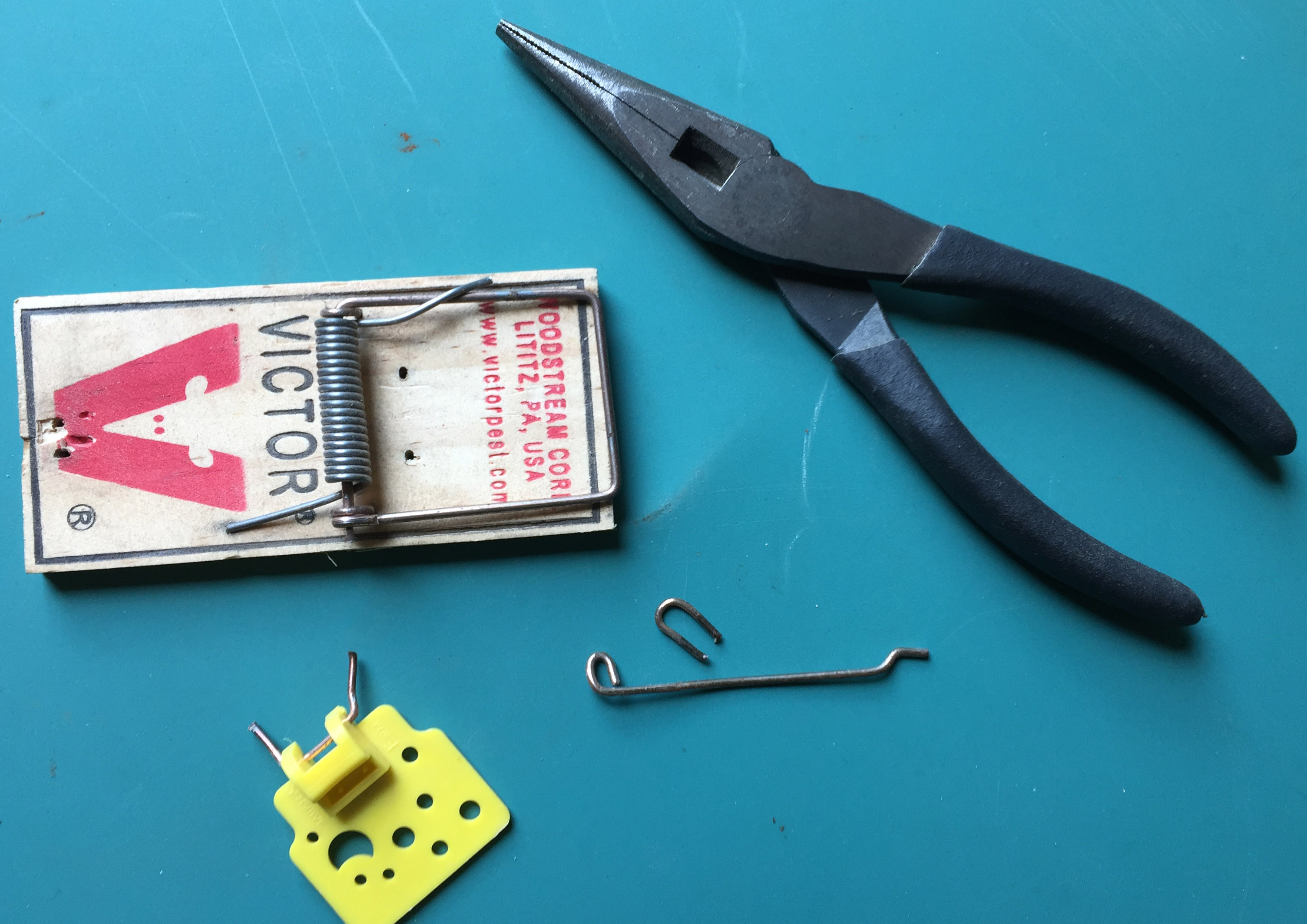 Picture of Mouse Trap Prep