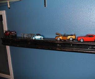 Bumper Shelf