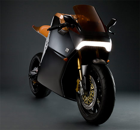 Picture of Mission Motors Releases their Mission One Electric Motorcycle