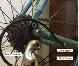 How to Tune Your Back Derailleur