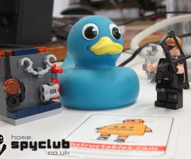 Making rubber ducks more awesome (with Lego & Sugru)