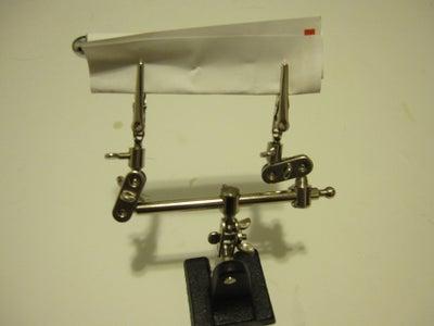 Step Seven: Calibrating the Laser