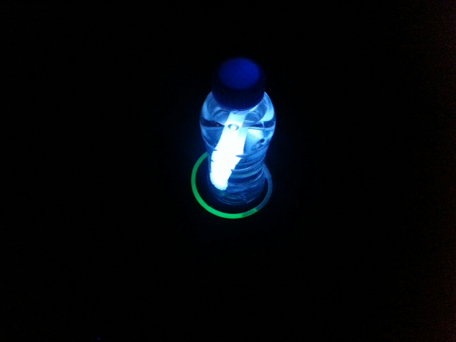Picture of Glow Stick Water Lantern Ring Toss