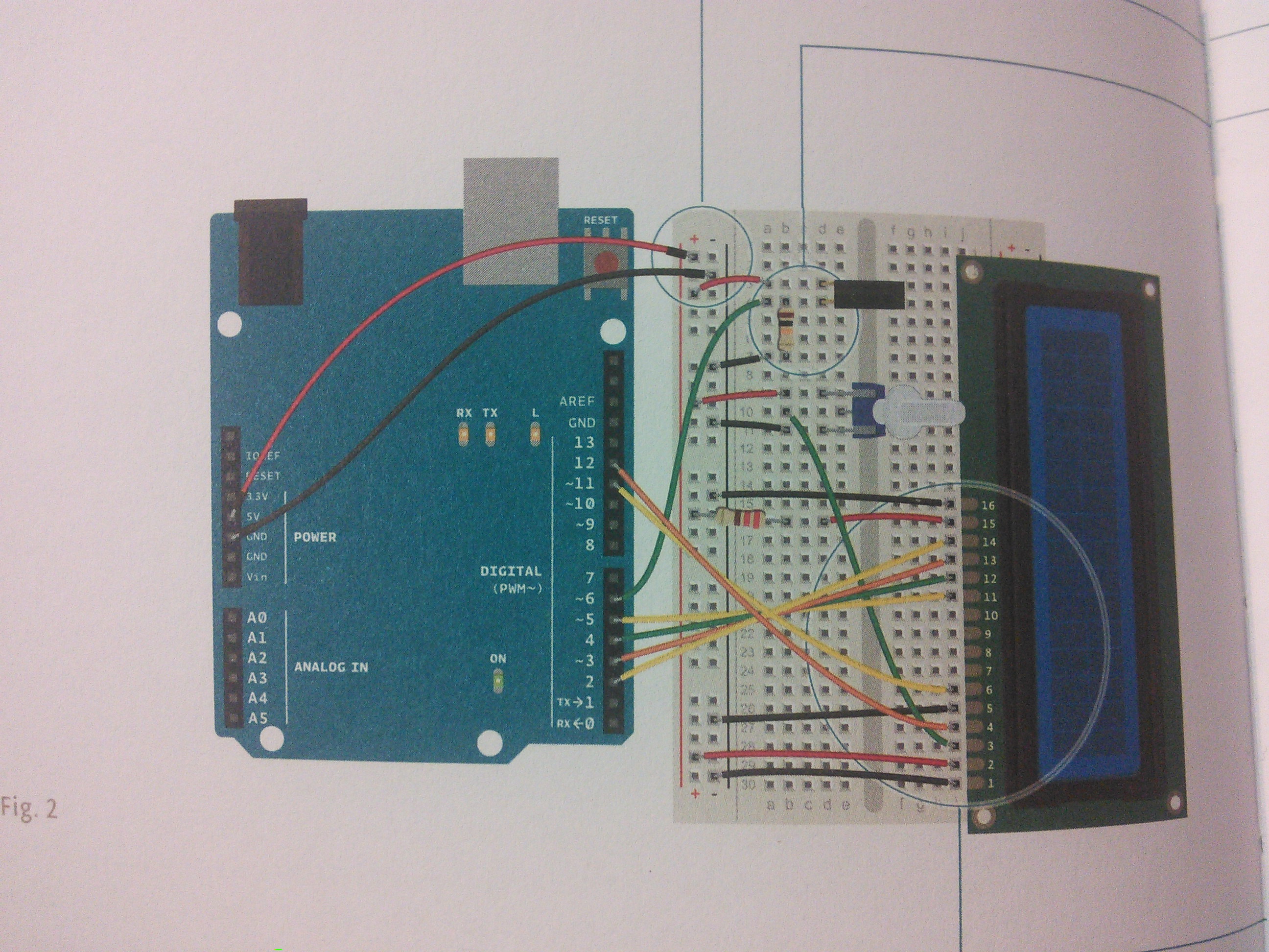 Picture of Step 3: the Wiring Layout