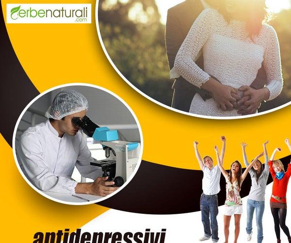 Antidepressivi Naturali in Farmacia