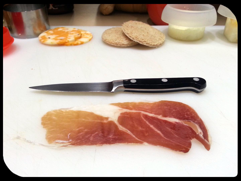 Picture of Prep Iberico Ham