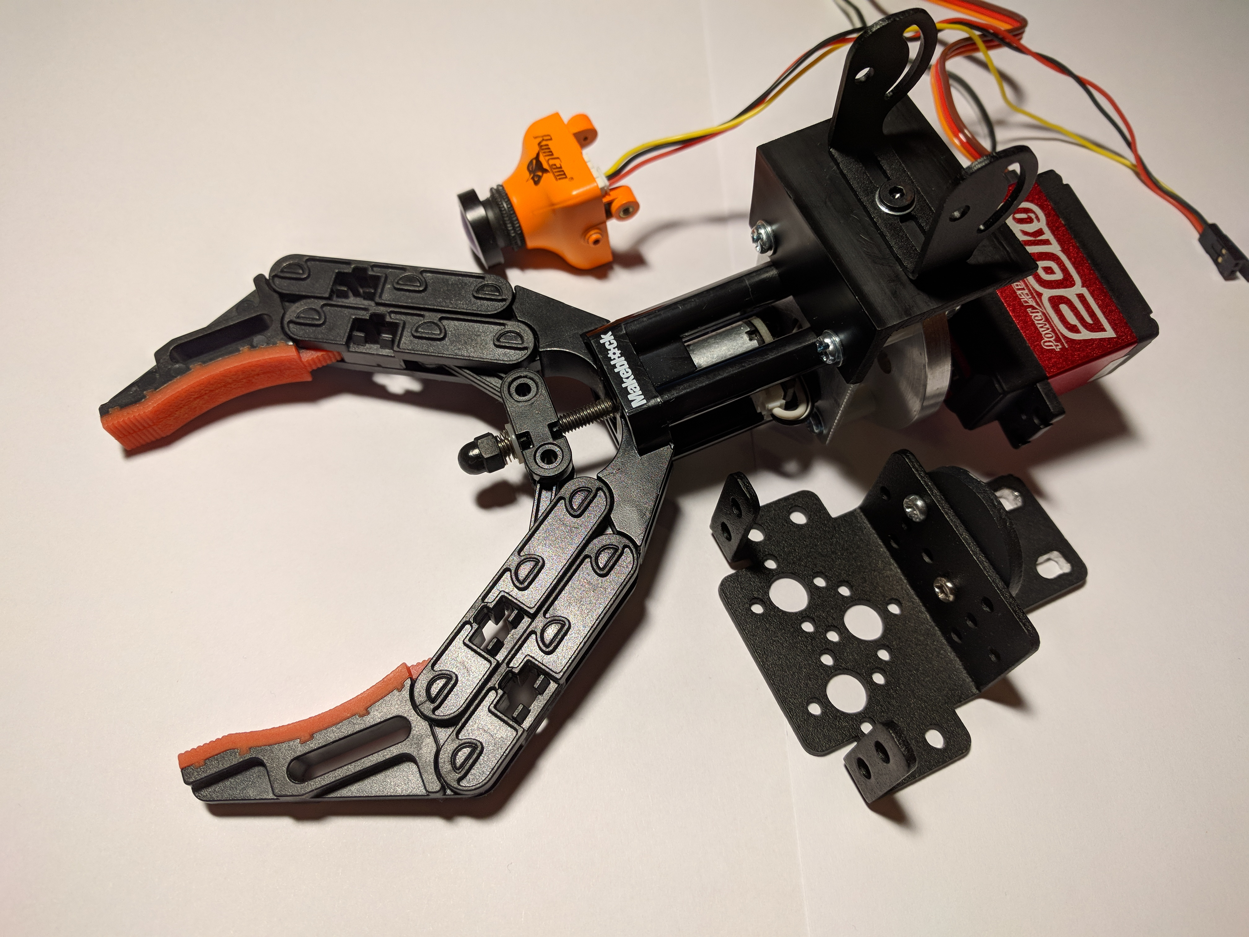 Picture of Robot Arm Tuning