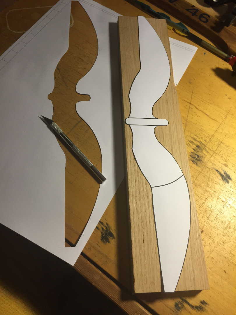 Picture of Plan the Design, Cut Out the Riser Shape