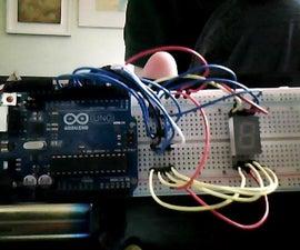 Arduino Common Anode 7 Segment Display