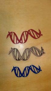 Laser-Cut DNA Necklace