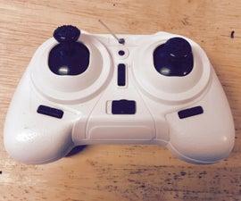 Add a Flip Button to a Quadcopter Remote