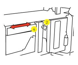 Operating the Horizontal Bandsaw