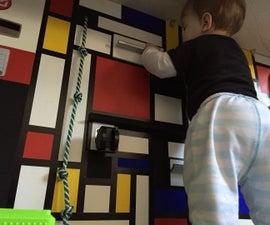 婴儿活动板