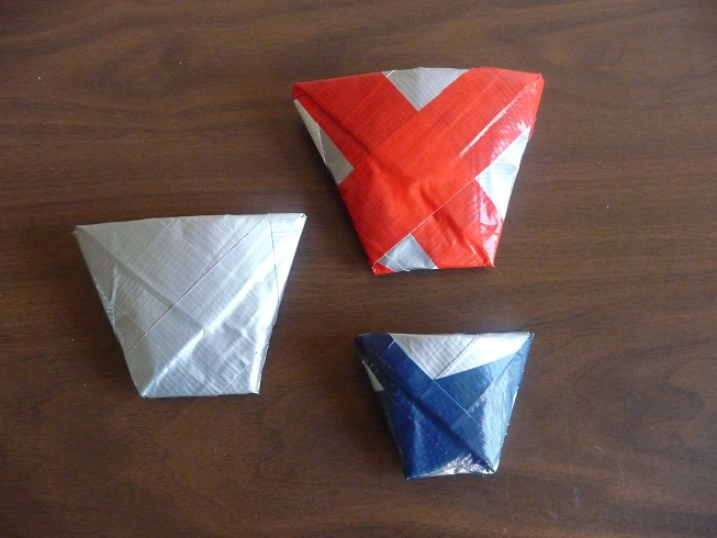 Picture of Folding Technique and Finishing.