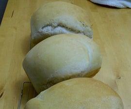 Mennonite Classic White Bread