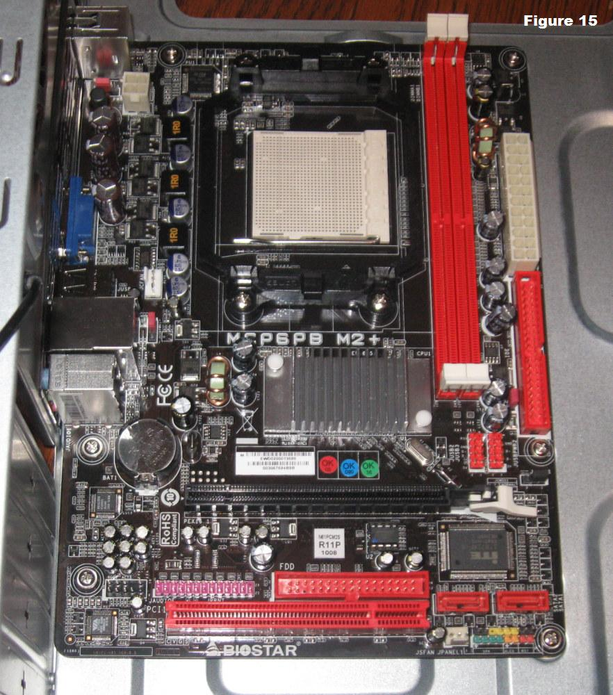 Picture of Install Motherboard